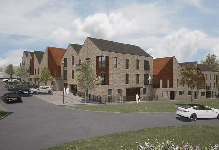 Grand Union building new homes in Milton Keynes