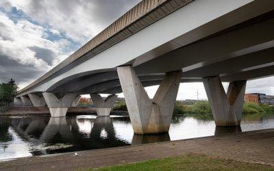 Skanska delivers first of its kind bridge strengthening project ahead of schedule