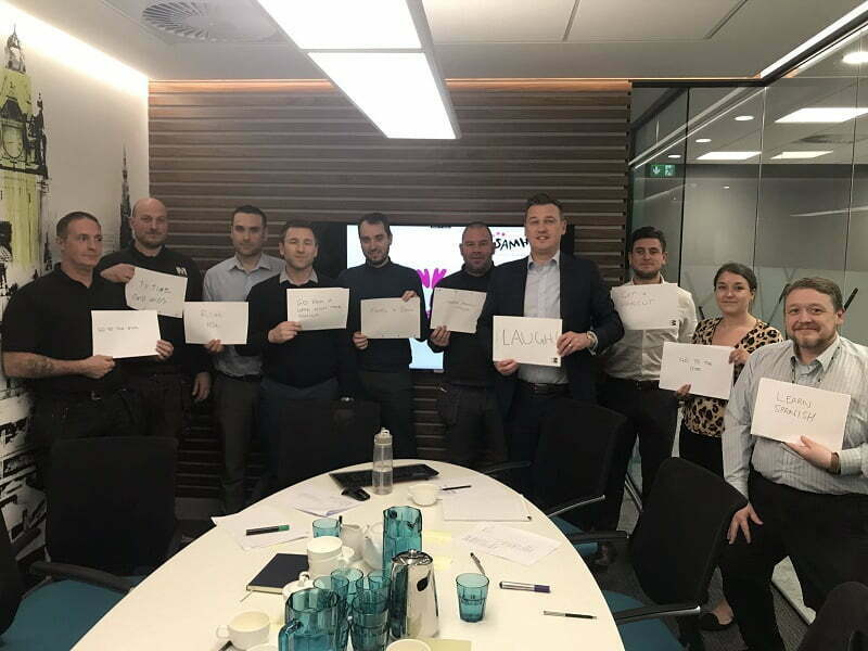 Loanhead Company Makes Positive MPACT on Mental Health in the Construction Sector