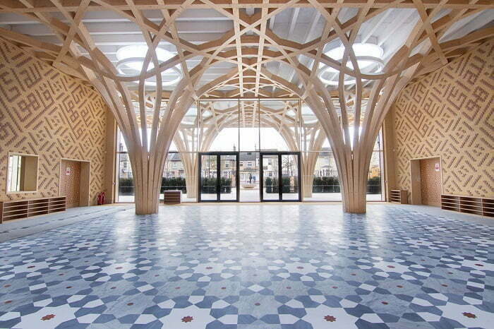 The Deluxe Group helps deliver Europe's First Eco-Friendly Mosque