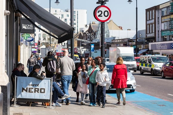 TfL's plans for 20mph speed limit in central London given the green light to reduce road danger