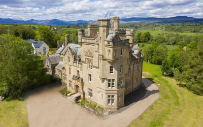 Final opportunities to live like royalty in historic Scottish castle