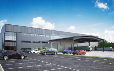 Next £3million industrial development starts on site