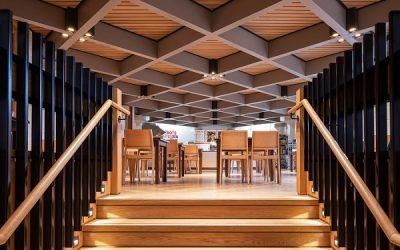 Thomas Sinden completes new Welcome Centre at St Albans Cathedral as part of £7 million National Lottery project