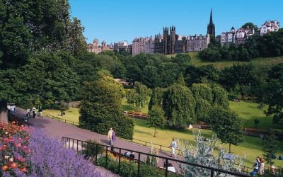 Road map for a net zero carbon Edinburgh by 2030 published