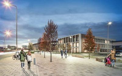 Milestone in Castlebrae High School project as Planning is approved and project team announced
