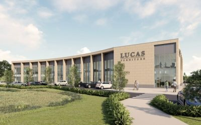 Caddick clinch £6.8m contract to build furniture showroom