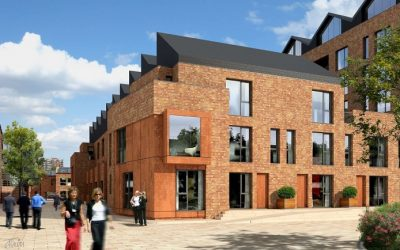 Esh appointed to work on new residential scheme on Leeds South Bank