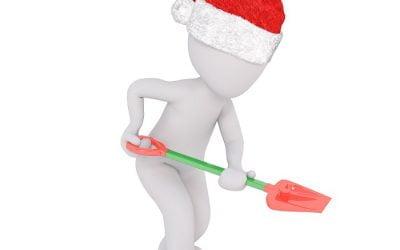 CELEBRATING CHRISTMAS IMPROVES WORKPLACE PRODUCTIVITY