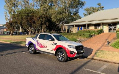 Amey to trial the world's first retrofitted autonomous pickup truck in Australia