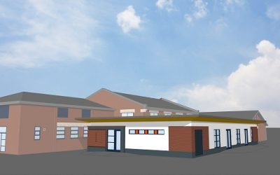 Work commences for Bleak Hill Primary School extension