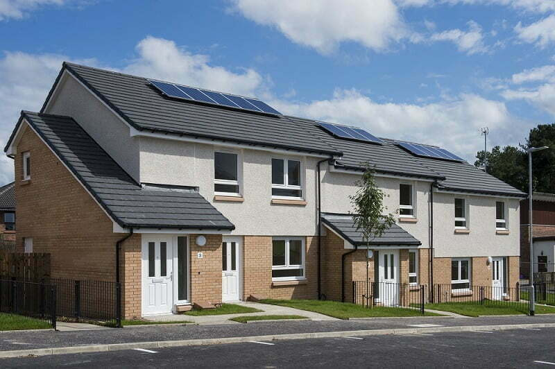 WORK TO DELIVER SIX NEW COMMUNITIES COMPLETES IN NORTH LANARKSHIRE