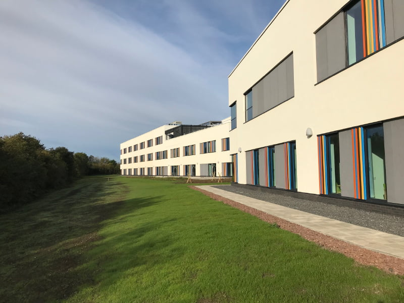 Keys handed over in the latest phase of East Lothian Community Hospital