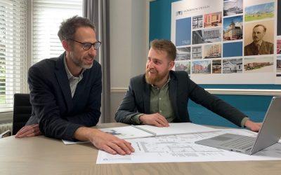 Derby architect makes senior promotion