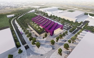 Planning application submitted for National Manufacturing Institute Scotland