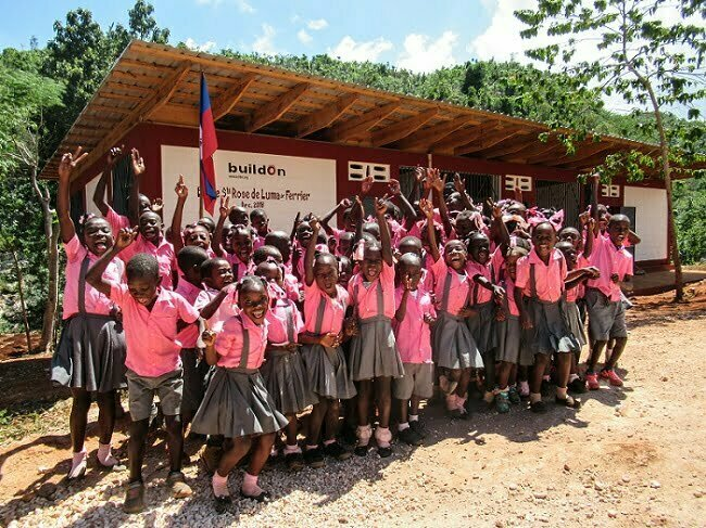 Four Leicester businesses join forces to Build School in developing world