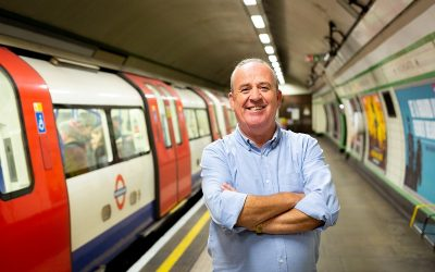 TfL's Brendan Gallagher recognised with an Honorary BEM
