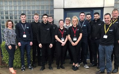 Amey addresses skills shortage through new apprenticeship programme