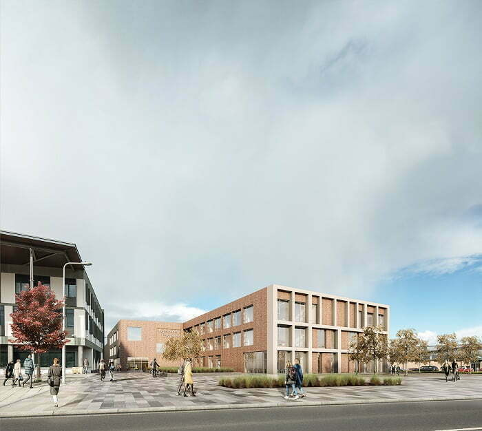 Contract Close Achieved on Replacement Castlebrae High School Project