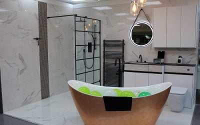 Brand-new Kitchen and Bathroom showroom highlighting modern technology opens at Huws Gray Ridgeons Saffron Walden.