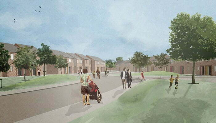 GODWIN TO BRING MUCH NEEDED HOMES TO DONCASTER