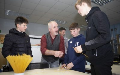 Moray's young people get hands on at 'Constructing Your Future' workshops