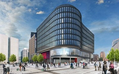 ISG secures £89 million Cardiff mixed-use transport interchange project