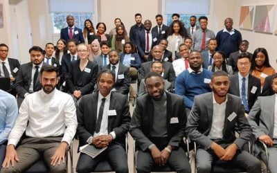 Amey in 5th Year of partnership with GEEP to encourage diverse graduates