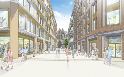 Planning Approval Granted for Amendments to Outline Masterplan for £500M Tribeca Belfast