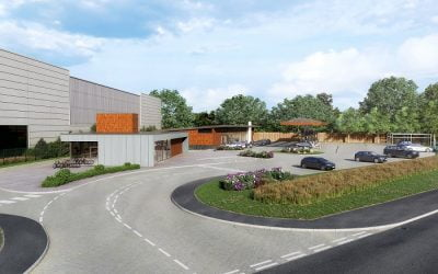 GODWIN SECURE EURO GARAGES LIMITED AS TENANT FOR ROADSIDE SITE IN NORTHAMPTONSHIRE