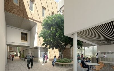 Go-ahead for ground breaking new £150m mental health facilities at Springfield University Hospital
