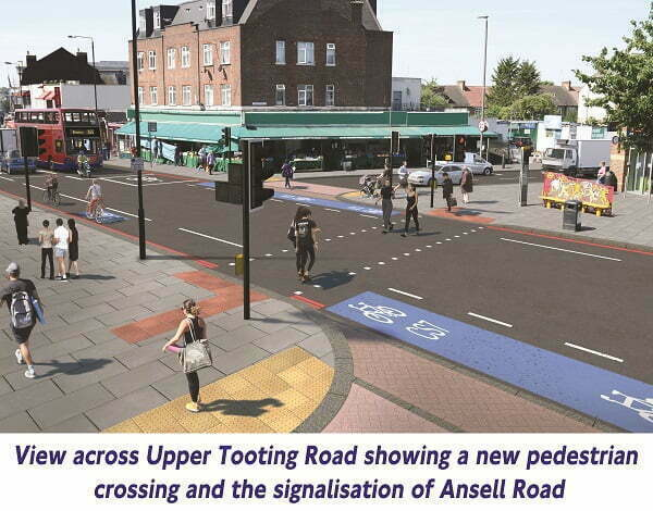 Plans for Tooting Town Centre 20mph speed limit given green light following public consultation