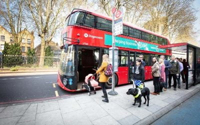 New Routemaster buses to become front-boarding only