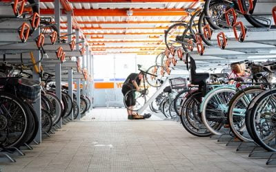 TfL investment to create nearly 8,000 new cycle parking spaces across London's boroughs