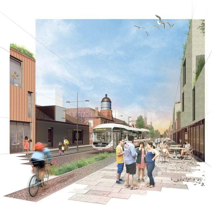 Council announces plans for £1.3bn regeneration of Granton Waterfront