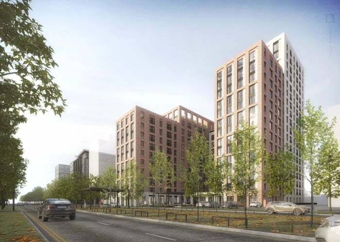 Winvic Appointed by Packaged Living to Construct £47.3m PRS Scheme in Central Milton Keynes