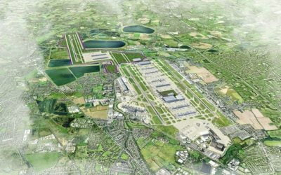 Heathrow Runway Plans Blocked; Incompatible with Climate Laws