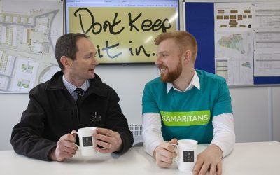CALA Announces Charity Partnership with Samaritans