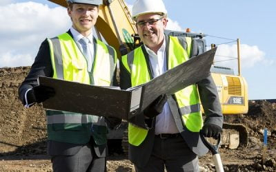 A2Dominion and Higgins form JV to deliver homes in Hanwell, Ealing