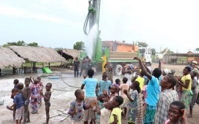 HOUSEBUILDER HELPS BRING CLEAN WATER TO TOGO COMMUNITY