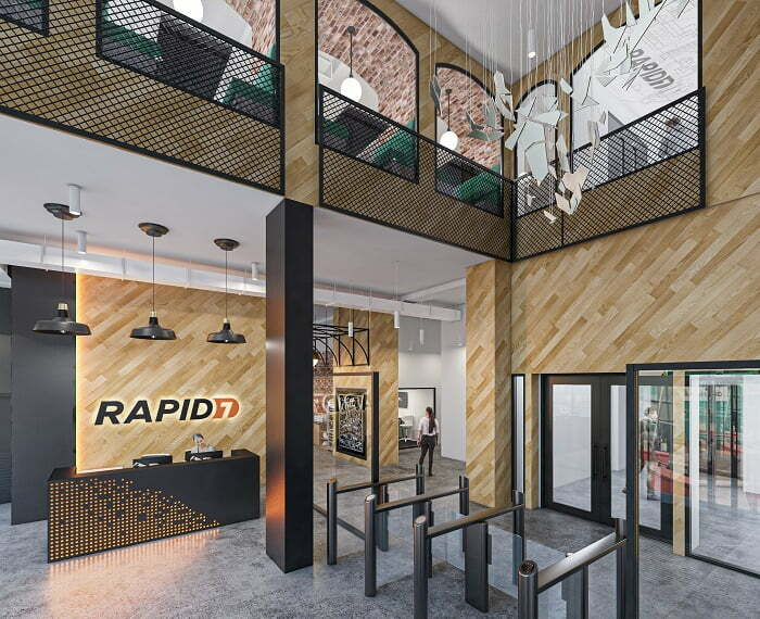 World Leading Cyber Security Company Rapid7 Signs for Belfast's Chichester House
