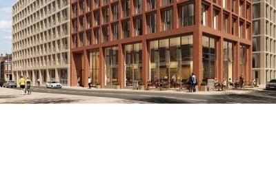 Construction starts on £133m city centre residential scheme in Birmingham