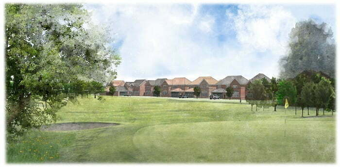 REDEVELOPMENT PLANS IN WIDNES COULD SECURE THE FUTURE OF TWO GOLF CLUBS