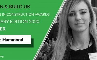 Women in Construction Awards winner – February