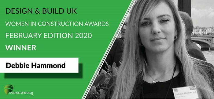Women in Construction Awards winner – February