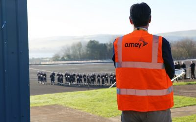 Amey Partners with The Open University to Help Disabled Veterans