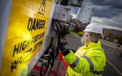 Amey wins £100million Yorkshire Water Contract Extension