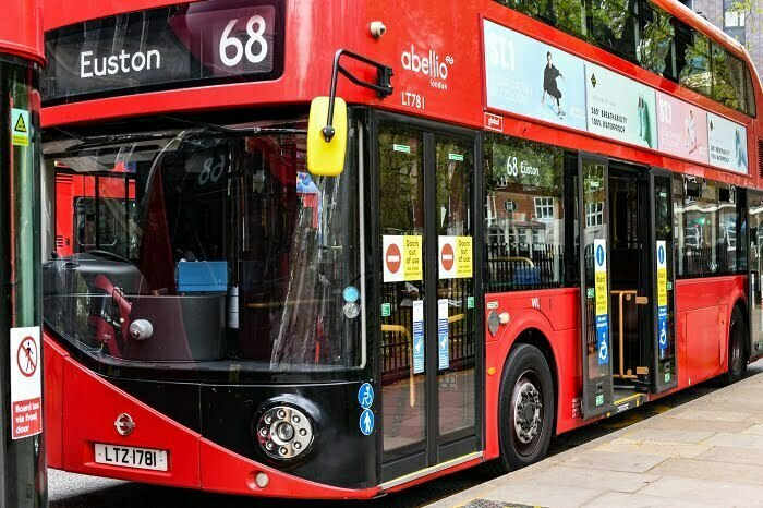 TfL Introduces Middle-Door Only Boarding Across the London Bus Network