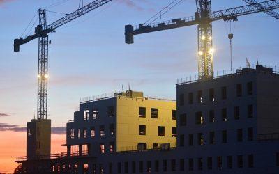 EARNINGS FALL AS VIRUS HITS  CONSTRUCTION SECTOR