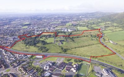 THE BRAIDWATER GROUP SUBMITS ONE OF NORTHERN IRELAND'S LARGEST EVER RESIDENTIAL PLANNING APPLICATIONS